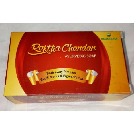 RAKTHA CHANDAN SOAP - 75gm