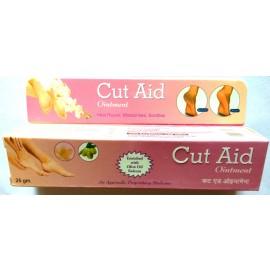 CUT AID OINMENT - 25gm