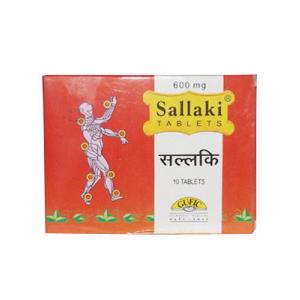 SALLAKI TAB 600 mg - 100's