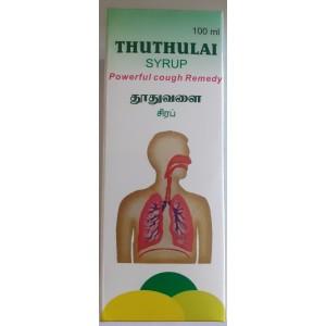 THUTHUVALAI SYRUP- 100ml