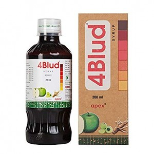 4 BLUD SYR  - 200ml