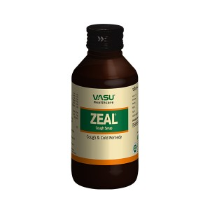 ZEAL COUGH SYR - 100ml