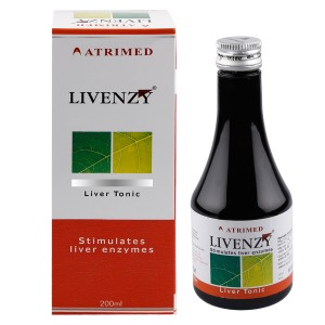 LIVENZY SYR - 200ml