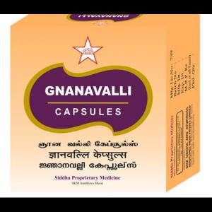 GNANAVALLI CAPSULES - 10*10's