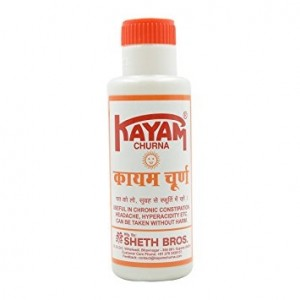 KAYAM CHOORANAM - 100gm