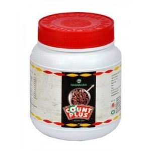 COUNT PLUS GRANUERS - 200gm