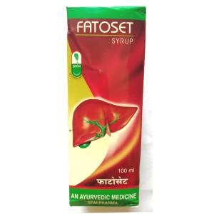 FATO SET SYR(FOR FATTY LIVER) - 100ml