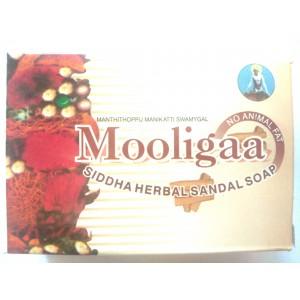 MOOLIGAA SANDAL SOAP - 100gm