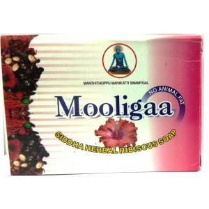 MOOLIGAA HIBISCUS SOAP - 100gm