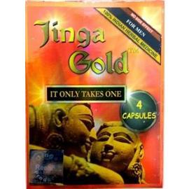 JINGA GOLD - 4's