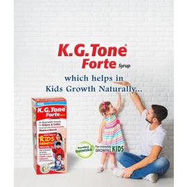 K.G.TONE FORTE SYRUP - 100ml