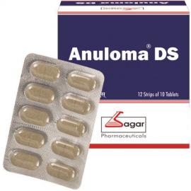 ANULOMA DS TAB - 100's